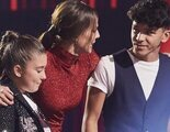 'La Voz Kids' (18,7%) reina con su semifinal y 'Viernes deluxe' crece a un 18%