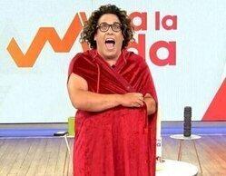 """El inesperado desnudo de Torito ante Emma García y Carmen Borrego: """"Nunca había visto nada así"""""""