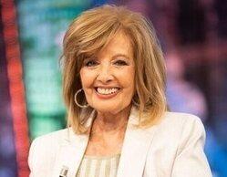 María Teresa Campos pide volver a televisión como sustituta de verano de Terelu Campos en 'Viva la vida'