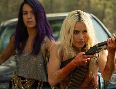 Crítica de 'Sky Rojo 2': Un choque frenético con más sed de venganza que deseo de libertad