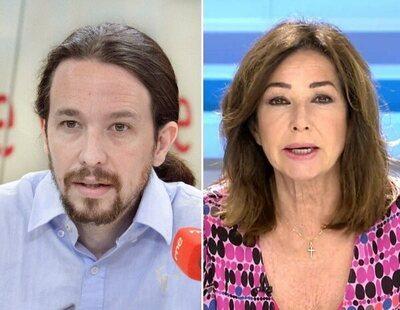 La Justicia admite la demanda de Pablo Iglesias contra 'El programa de Ana Rosa'