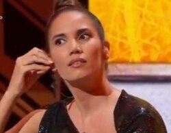 India Martínez interrumpe su homenaje a María Jiménez en 'Lazos de sangre' por no saberse la letra