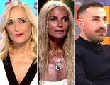 Cristina Cifuentes, Sylvia Pantoja y Rafa Mora participarán en 'La última cena 2' en Telecinco