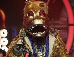 'Mask Singer 2' se despide de Bertín Osborne, concursante bajo la máscara de Cocodrilo, en su semifinal
