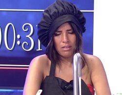"""Isa Pantoja, entre lágrimas en 'La última cena' por su inexistente relación con su madre: """"Ella no está bien"""""""