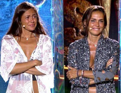 'Supervivientes' despierta indignación durante el televoto entre Melyssa y Olga Moreno