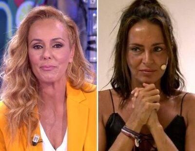 La tajante reacción de Rocío Carrasco al triunfo de Olga Moreno en 'Supervivientes 2021'