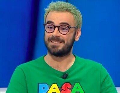 Pablo Díaz reaparece y desvela en qué se ha gastado el dinero del bote de 'Pasapalabra'