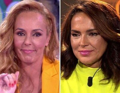 La comentada polémica con Rocío Carrasco a la que Olga Moreno contestará en 'Ahora, Olga'