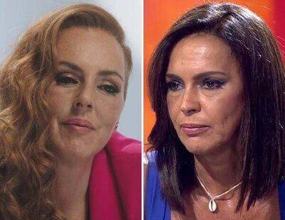 Olga Moreno, indignada con Rocío Carrasco: