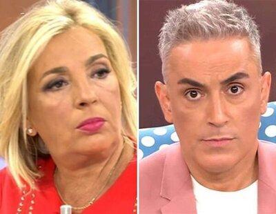 Carmen Borrego cocinará con su archienemigo, Kiko Hernández, en 'La última cena'