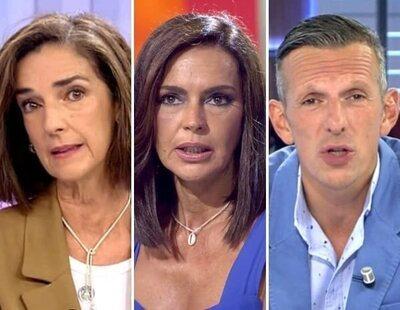 Paloma García-Pelayo y Joaquín Prat critican 'Ahora, Olga', el especial de Olga Moreno