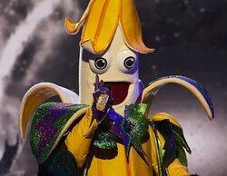 'Mask Singer 2': Willy Bárcenas, concursante bajo la máscara de Plátano, se gana el segundo puesto en la final