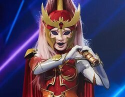 Tamara Gorro se descubre bajo Dama Centella, la máscara de 'Mask Singer 2' en Atresplayer Premium