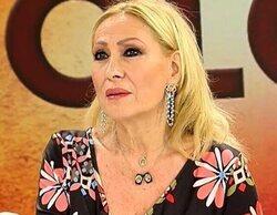"""Rosa Benito pone en duda a Olga Moreno: """"Algún comentario ha tenido que haber, y duro, contra Rocío Carrasco"""""""