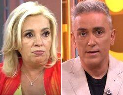 Carmen Borrego sella la paz con Kiko Hernández, pero se lleva la reprimenda de Alejandra Rubio