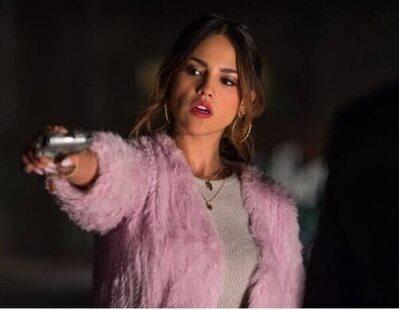 Eiza González podría protagonizar 'El problema de los tres cuerpos' en Netflix