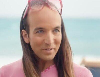 Aless Gibaja protagoniza un criticado anuncio homófobo que ridiculiza la pluma en los gais