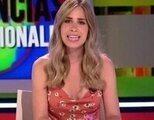 María Gómez, presentadora de 'Zapeando' por un día tras la ausencia de Dani Mateo