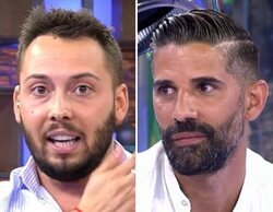 """José Antonio Avilés sufre un ataque de ansiedad al entrar su ex en directo: """"Eres un oportunista"""""""
