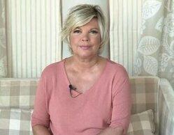 "El sucio sofá de Terelu Campos no pasa desapercibido en redes: ""Está un pelín chorretoso"""