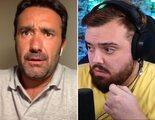 """El tenso debate entre Ibai Llanos y Juanma Castaño en Twitch: """"Tu problema es el desconocimiento"""""""