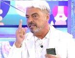 """Antonio Canales estalla contra Miguel Frigenti por reírse de sus uñas: """"Conmigo no te pases, niñato"""""""