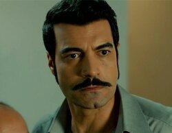 Murat Ünalmış ('Tierra amarga') y su cambio de look cuando deja de interpretar a su personaje