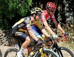 La Vuelta a España (5,1%) pedalea a ritmo de líder por delante de 'Elif' (3,7%)
