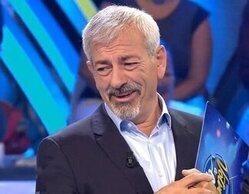 """'Volverte a ver' (9,7%) pierde seguimiento, pero consigue liderar frente """"Indiana Jones 2"""" (8,7%) de Antena 3"""