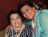 Muere Bibiana Algaba, madre de María del Monte, a los 96 años