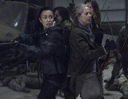 El peligro acecha a los protagonistas de 'The Walking Dead' en el 11x01