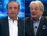 Josep Pedrerol abronca a Jorge D'Alessandro en 'El Chiringuito de Jugones' para defender a Mbappé
