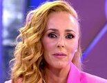 Rocío Carrasco, entre lágrimas por el comentario de Marta López sobre su hijo David Flores
