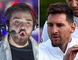 Ibai Llanos conquista a la audiencia de Twitch con Messi en el PSG, cerca de los 500.000 espectadores