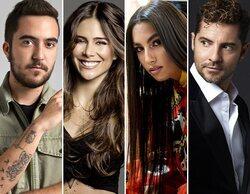 'La Voz': Beret, Bisbal, Greeicy y María José Llergo serán los asesores de la tercera edición