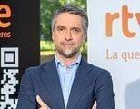 """Carlos Franganillo ('Telediario 2'): """"Vamos a salirnos de lo que es la escaleta tradicional de un informativo"""""""
