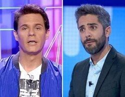 Telecinco enfrenta 'Alta tensión' contra 'Pasapalabra' y retira 'Sálvame tomate'