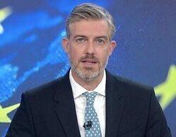 'Antena 3 noticias' (18,8%) vence por 20º mes y amplía distancias con 'Informativos Telecinco' (13,9%)