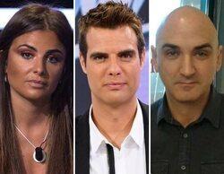 'Ya es mediodía' ficha a Alexia Rivas, David Aleman y Serafín Giraldo