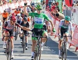La Vuelta a España (3,3%) destaca, pero no alcanza a 'Elif' (3,9%) y 'Love is in the air' (4,9%)