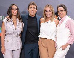 Antena 3 presenta 'Veo cómo cantas' cumpliendo el sueño de Manel Fuentes: estar con Ana Milán