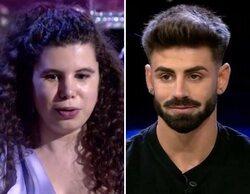Carla Vigo, tímida e indignada a la vez, reprocha a Isaac Torres el plantón del que fue víctima