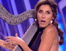 """El jurado de 'Got Talent' guarda silencio sobre la ausencia de Paz Padilla: """"No hablo de los excompañeros"""""""