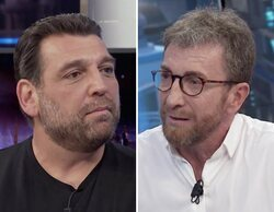 """Hovik Keuchkerian raja sin censura sobre Pablo Motos: """"No te voy a hacer más chupada de nabo"""""""