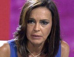 Olga Moreno, pillada en cámara oculta arremetiendo contra Rocío Carrasco