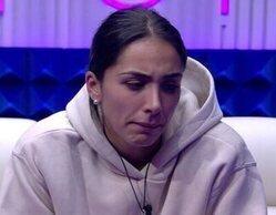 'Secret Story': Sandra Pica, sancionada por no poner empeño en su prueba del mal aliento