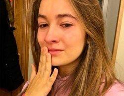 """Carlota Boza ('LQSA') relata el episodio que marcó su infancia: """"Mi padre me abandonó con 9 años"""""""