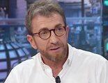 """El mal trago de Pablo Motos con Sacha Baron Cohen en 'El hormiguero': """"A un minuto, dijo que no salía"""""""