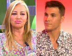 """El monumental cabreo de Belén Esteban con Kiko Jiménez: """"Será lo que tu potorro quiera"""""""